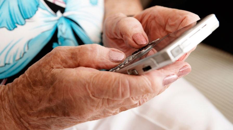 Los mejores móviles para personas mayores