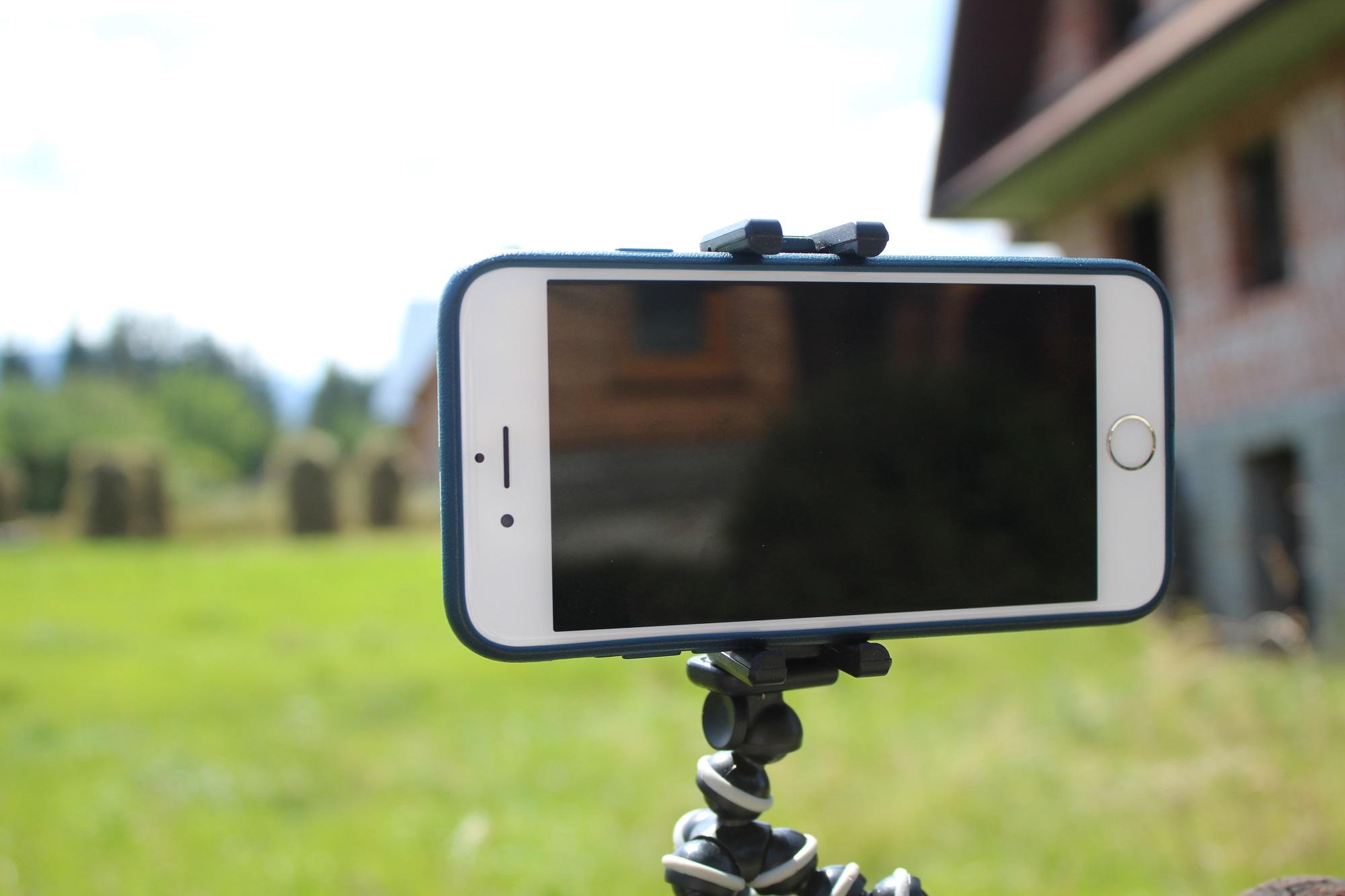Móviles para grabar vídeo
