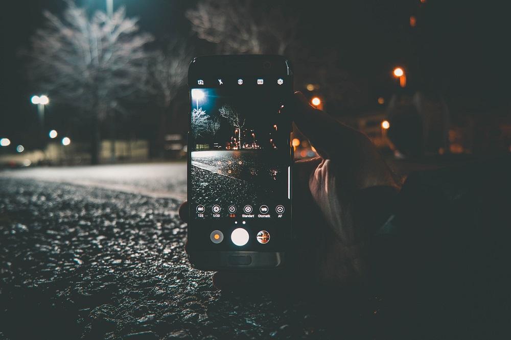 Modo Noche Móvil