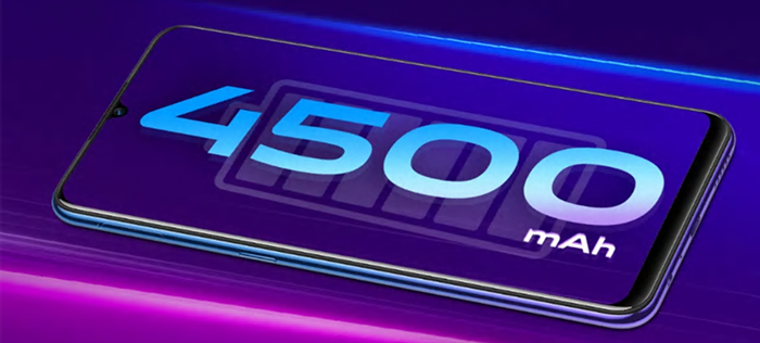 bateria 4500 mah