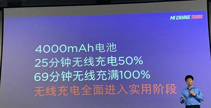 Presentación Mi Charge Turbo de Xiaomi