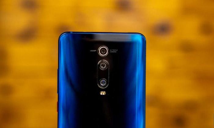 Cámaras traseras del Xiaomi Mi 9T Pro