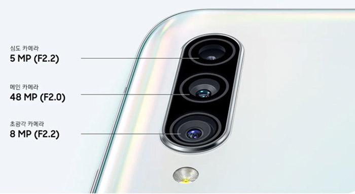Cámaras Galaxy A90 5G