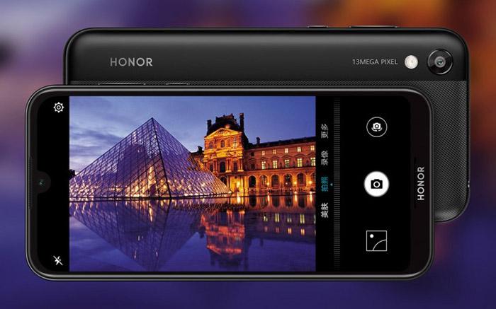 Aplicación de cámara del HONOR Play 3e