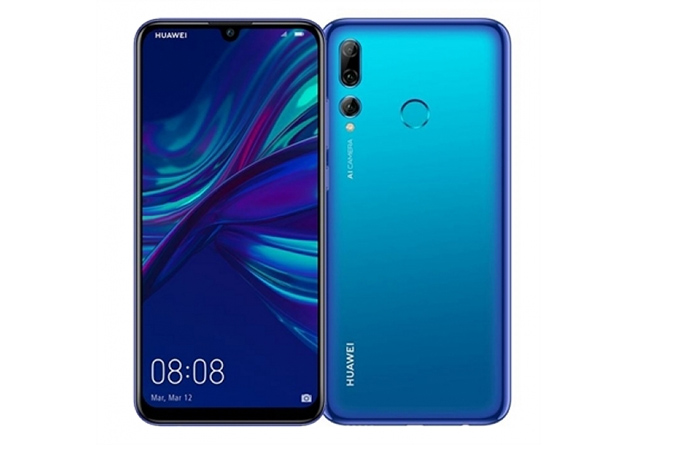 frontal y trasera del Huawei P Smart Plus 2019