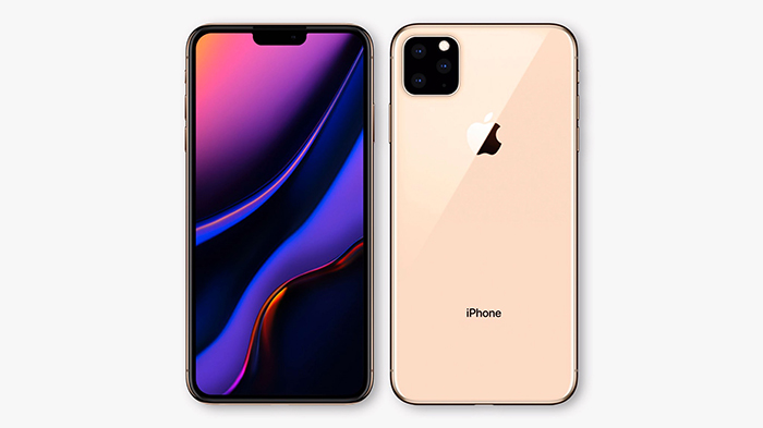 Trasera y frontal iPhone 11 Pro