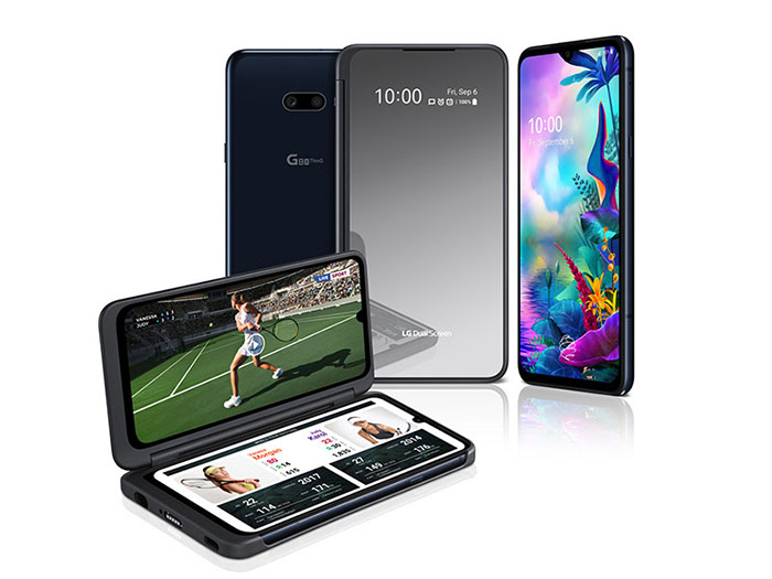 LG G8X ThinQ con accesorio Dual Screen