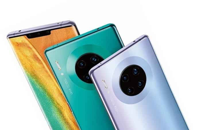Posible diseño del Huawei Mate 30