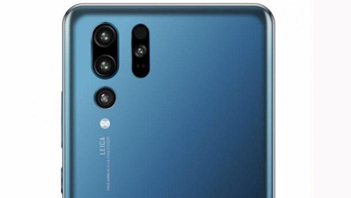 cámaras traseras del Huawei P30 Pro