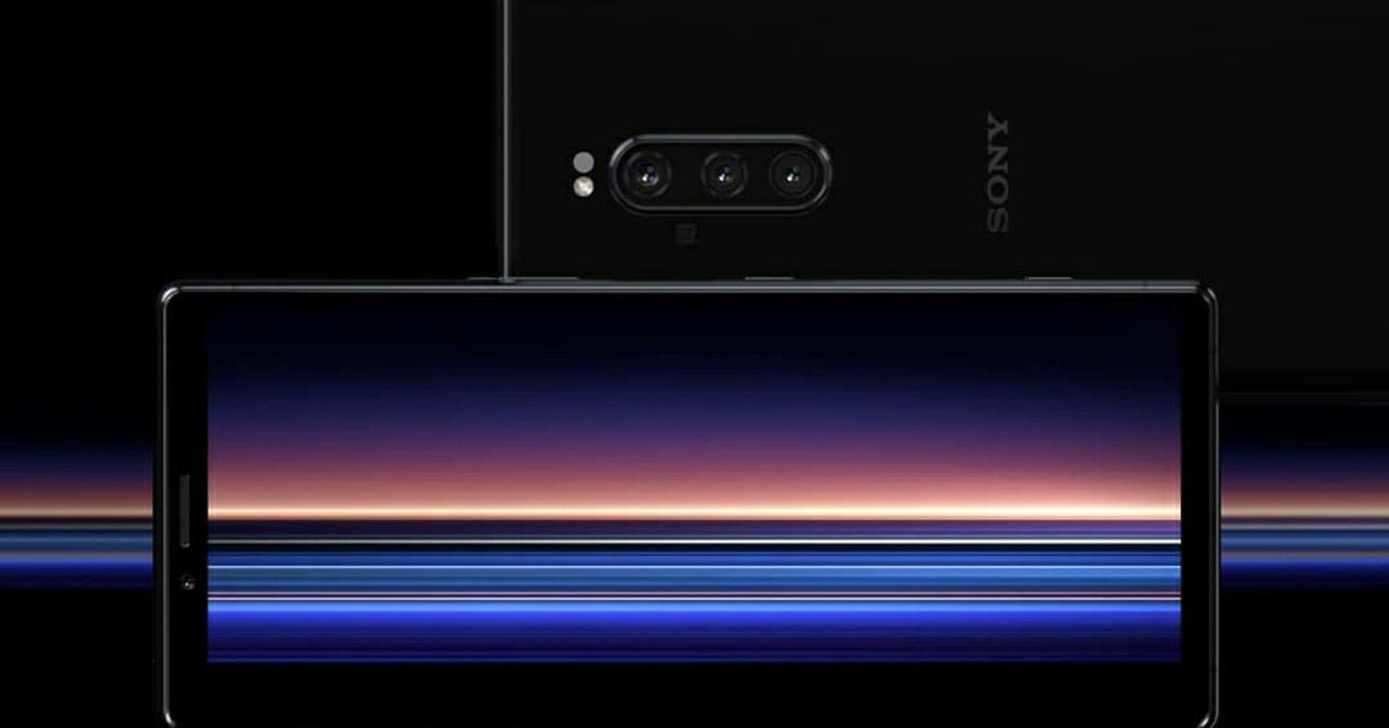 Compra el Sony Xperia 1 a su precio mínimo ¡más de 250 euros de descuento!